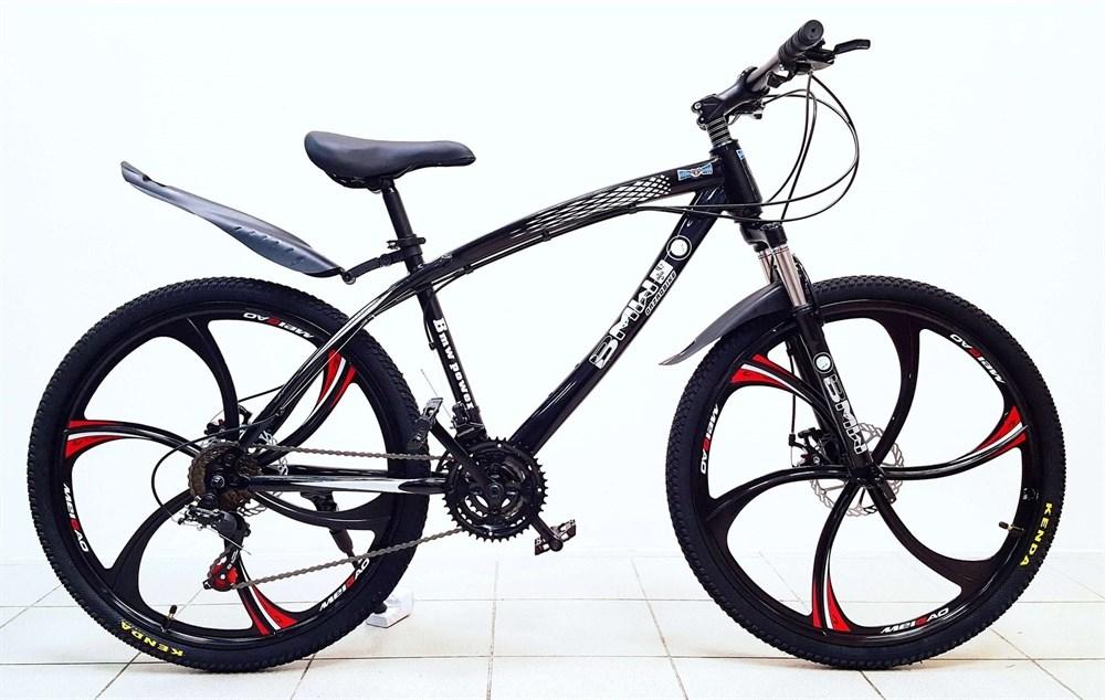 КУПИ.ЛА - Велосипед BMW на дисках черный