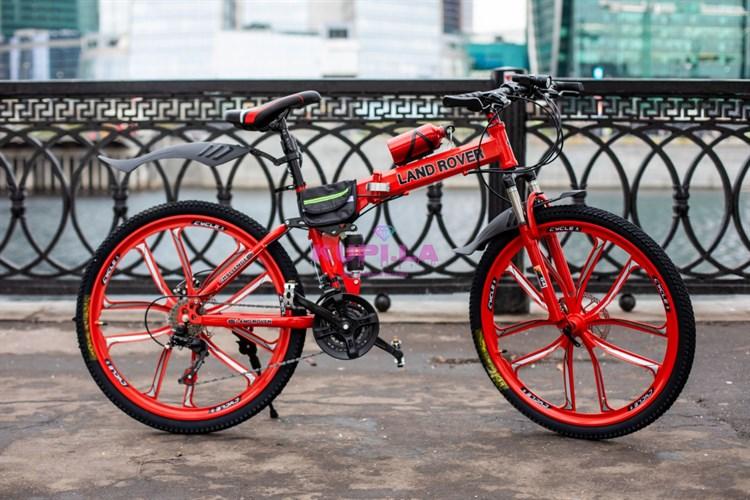 Велосипед на дисках LAND ROWER