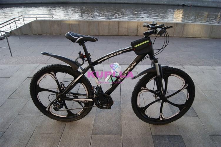Велосипед BMW на дисках