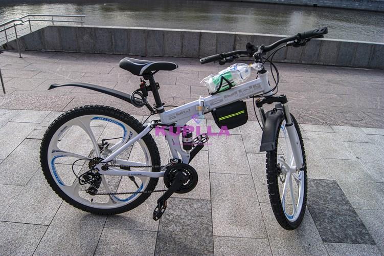 Складной велосипед на дисках Х 6