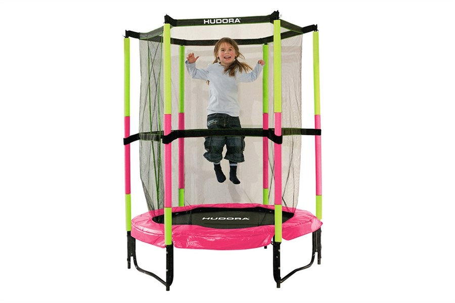 HUDORA Safety trampoline Jump in 3.0