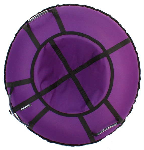 Тюбинг Hubster Хайп фиолетовый