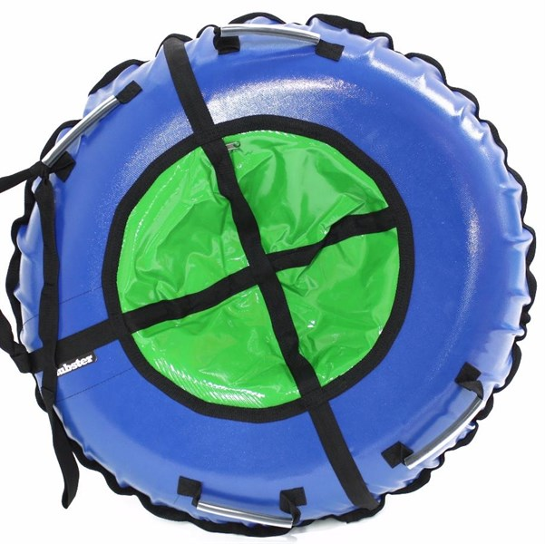 Тюбинг Hubster Ринг синий-зеленый