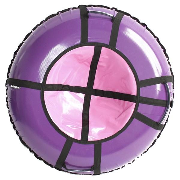 Тюбинг Hubster Ринг Pro фиолетовый-розовый