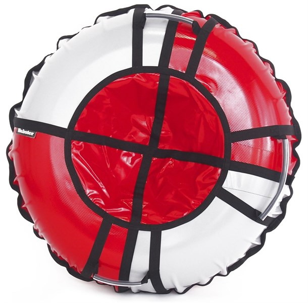 Тюбинг Hubster Sport Pro красный-серый