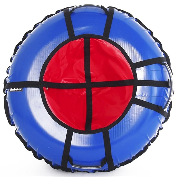 Тюбинг Hubster Ринг Pro синий-красный