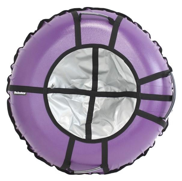 Тюбинг Hubster Ринг Pro фиолетовый-серый
