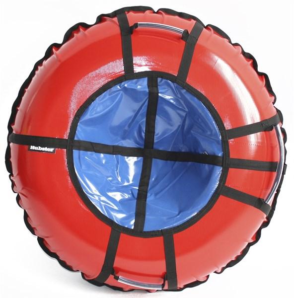Тюбинг Hubster Ринг Pro красный-синий
