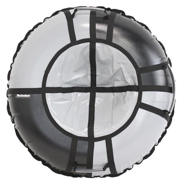Тюбинг Hubster Sport Pro черный-серый