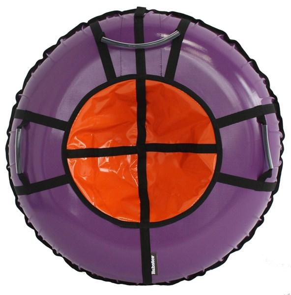 Тюбинг Hubster Ринг Pro фиолетовый-оранжевый