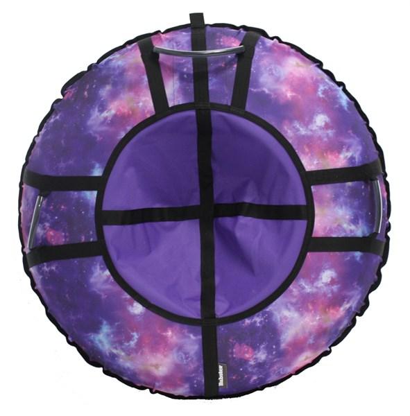 Тюбинг Hubster Фьюжн Галактика, фиолетовый