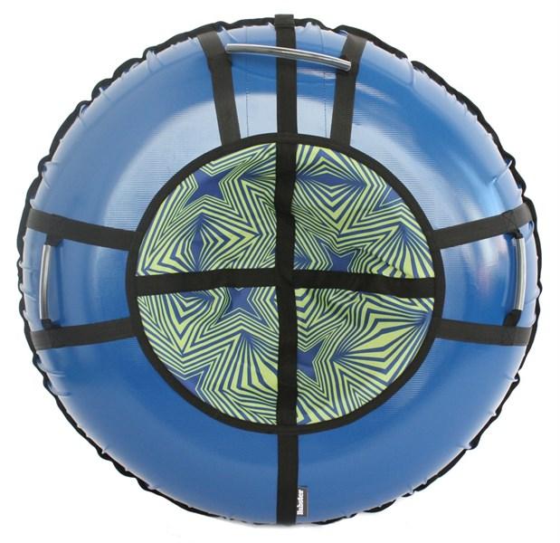 Тюбинг Hubster Ринг Pro синий, гипноз