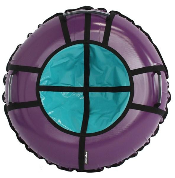 Тюбинг Hubster Ринг Pro фиолетовый-бирюзовый