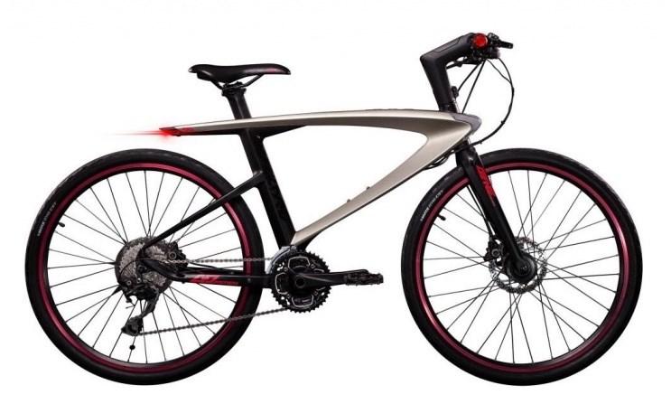 LeEco (Letv) electric bike